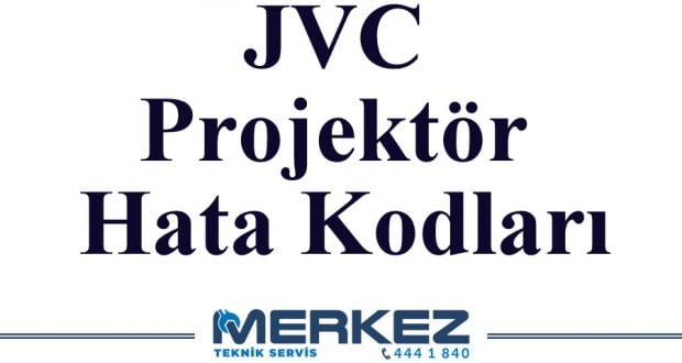 JVC Projektör Hata Kodları