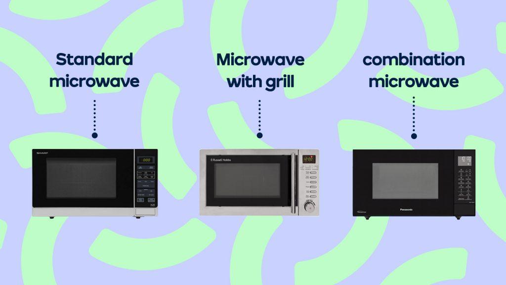 Mikrodalga Türünü seçin